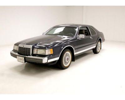1989 Lincoln Mark V