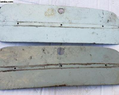 58-59 Glove Box Doors