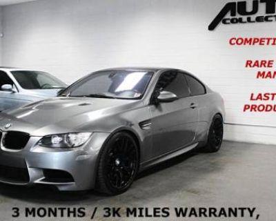 2013 BMW M3 Standard