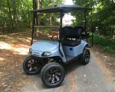 2017 EZ-GO TXT GAS GOLF CART Golf carts Woodstock, GA