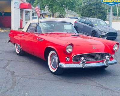 1955 Ford Thunderbird Coupe 51707