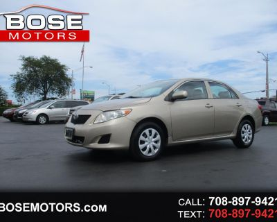 Used 2010 Toyota Corolla LE 4-Speed AT