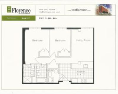 10 Florence Street609 #609, Malden, MA 02148 2 Bedroom Apartment