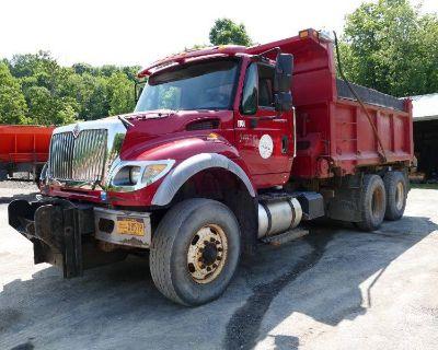 2006 INTERNATIONAL 7600 Dump Trucks Truck