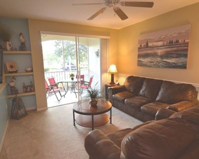 3-103 Close to Disney, steps from our heated pool, quiet, gated resort location - Four Corners