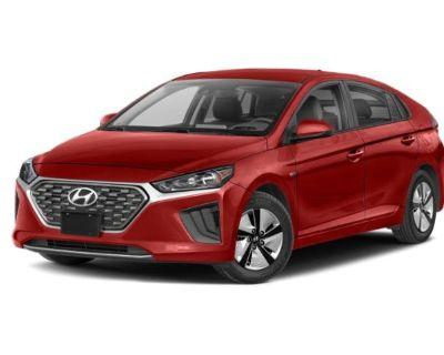 New 2022 Hyundai Ioniq Hybrid Blue FWD Hatchback