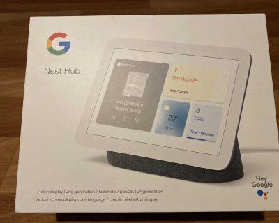 Brand New Google Nest Hub