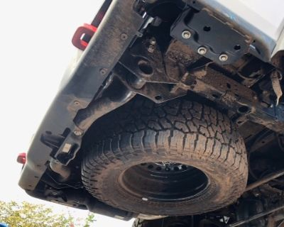 Weight of Stock Bumpers