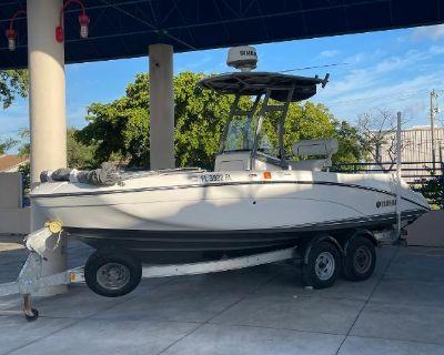 2018 Yamaha Boats FSH 210
