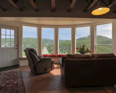 Peaceful Rocky Mountain Retreat @ Dream Canyon w/ Panoramic views-20 min to Bldr - Sugarloaf