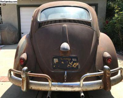 1958 Beetle Type 1