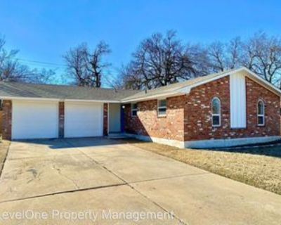1537 Marydale Ave, Midwest City, OK 73130 3 Bedroom House