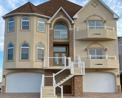 Luxurious House on the Bay - North Ocean City - Heron Harbour Isle