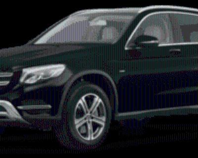 2018 Mercedes-Benz GLC GLC 350e