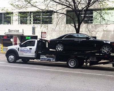 Commercial Towing Services chicago