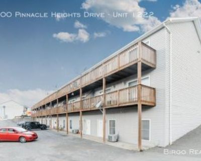 1200 Pinnacle Height Dr #1222, Morgantown, WV 26505 2 Bedroom Apartment