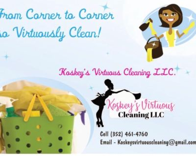 Residential/ Small Business Cleaning Service