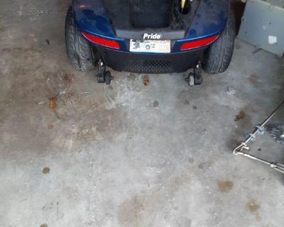 Maxima pride scooter
