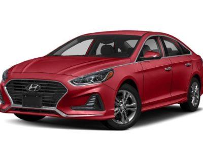Pre-Owned 2018 Hyundai Sonata SE