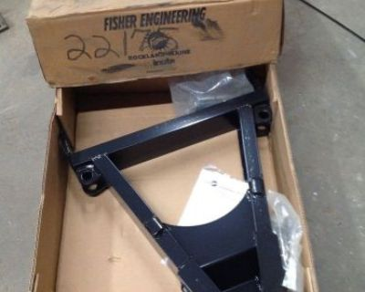 Fisher Snowplows 22175 A Frame For A 7 1/2 Foot Light Duty Blade