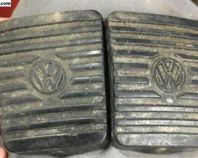 Original pedal pads