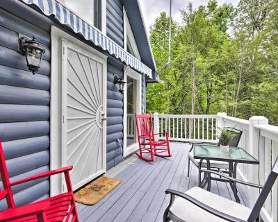 NEW! 'Hillside Happiness' 9 Miles to Pigeon Forge! - Pigeon Forge
