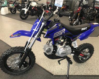 2021 SSR Motorsports SR110 Semi Motorcycle Off Road Coloma, MI