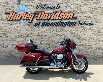 2021 Harley-Davidson Ultra Limited Tour Bloomington, IN