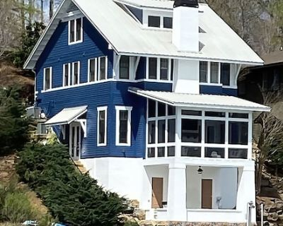 Brand New Listing - Gorgeous Lake Martin Home with Big Water Views! - Alexander City