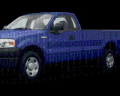 2008 Ford F-150 XL Regular Cab 6.5' Box 2WD