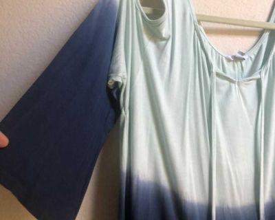 NWT Ombr Top XL