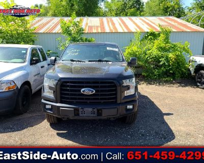 """Used 2015 Ford F-150 4WD SuperCrew 145"""" XLT"""
