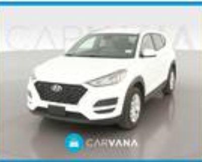 2020 Hyundai Tucson White, 11K miles