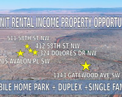 Opportunity Zone 16 Unit Rental Income Mobile Home Park