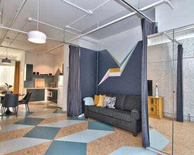 Wonder Honesdale -Loft A2- 3 Bedroom-2 Bathroom-1200' square foot loft-sleeps 6 - Honesdale