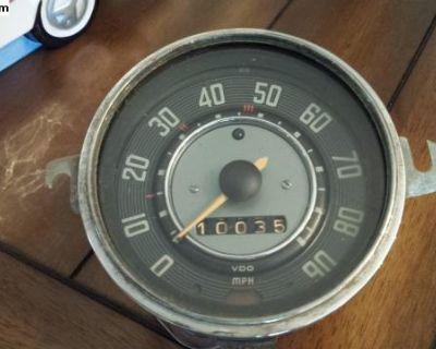 Nice 2/67 Beetle Speedo Speedometer