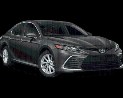 New 2022 Toyota Camry LE Front Wheel Drive 4 (In-Transit)