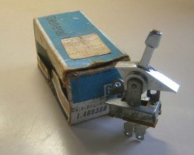 NOS DELCO AC/HEATER BLOWER SWITCH 1973-1975