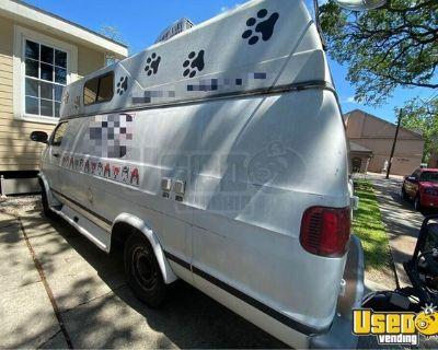 2003 Dodge Ram Mobile Pet Grooming Van / Dog Groomer Truck