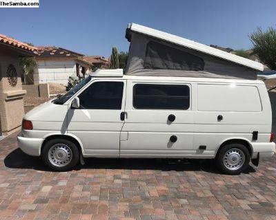 2002 Eurovan Full Camper