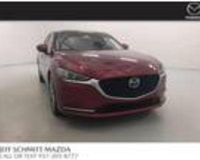 2018 Mazda MAZDA 6 Red, 36K miles