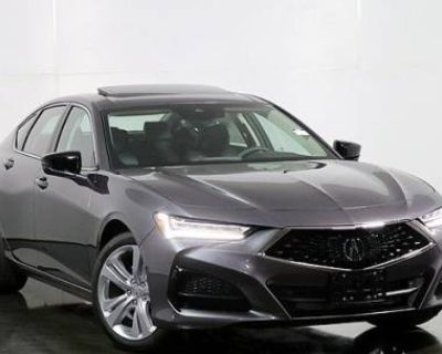 2021 Acura TLX Technology Package