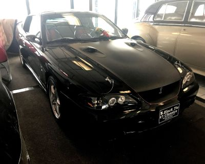 1998 Ford Sorry Just Sold!!! Mustang Cobra