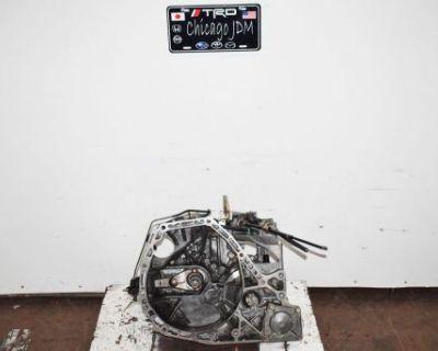 Jdm 97-01 Honda Cr-v B20b 2.0l Skh 5 Speed Manual Transmission B20 Low Miles