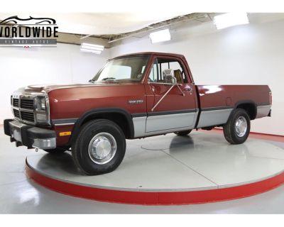 1993 Dodge Ram