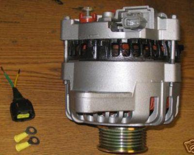 Ford Mustang 6g Alternator 130 Amp 1987 88 89-90-91-92-1993 2.3l 5.0l Generator