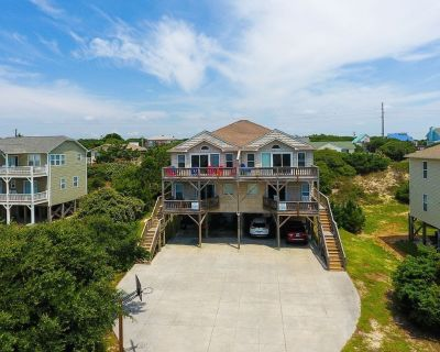 Enjoy Incredible Views from this Beautiful 2nd row, pet friendly home - Emerald Isle