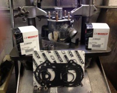 Yamaha Yfz350 Banshee Cylinder Boring Piston Kits & Top End Kit New