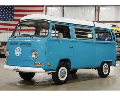 1970 Volkswagen Westfalia Camper