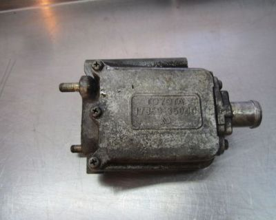 Gv007 1990 Toyota Pickup 2.4 Secondary Air Injection Check Valve